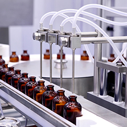 Pharma- und Lebensmittelindustrie