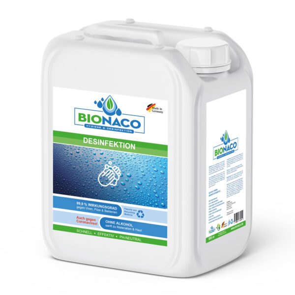 Desinfektionsmittel auf Wasserbasis
